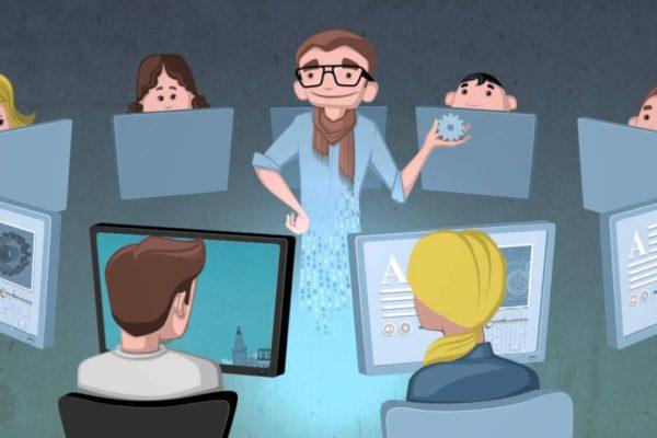 faire une formation en ligne