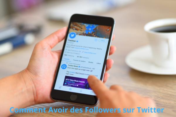 Avoir des Followers sur Twitter