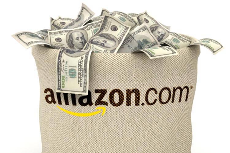 Gagner de l'argent avec Amazon