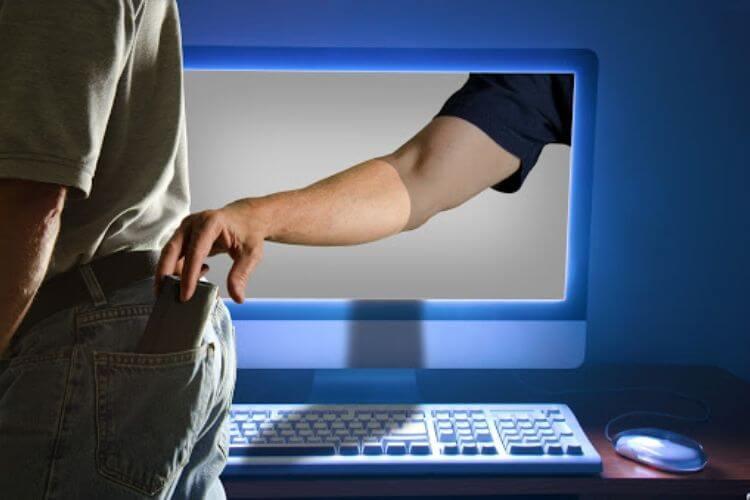 menace sur internet