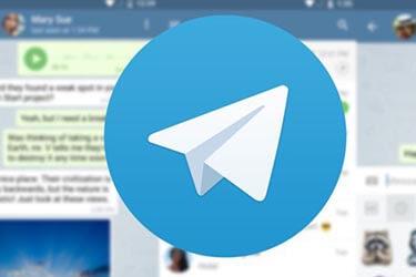 créer une chaîne telegram