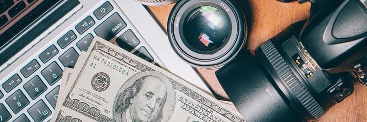 vendre des photos et vidéos sur internet