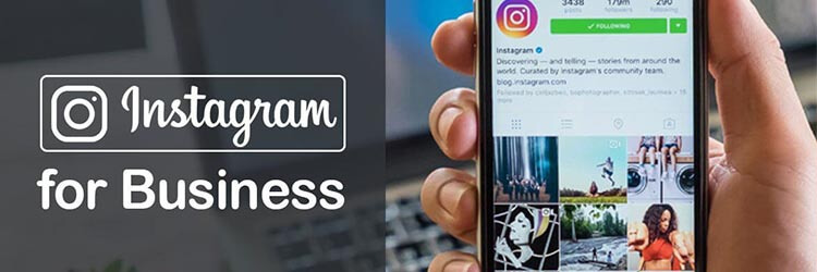 business sur instagram